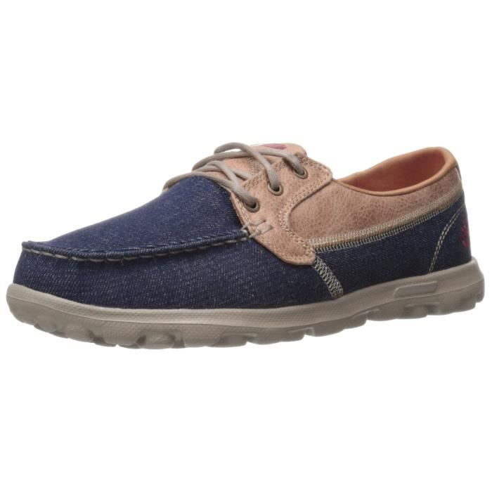 Skechers 2 on 1 36 Flagship Performance Irahm On the Bateau Slip Chaussures Taille go rdoexBCW