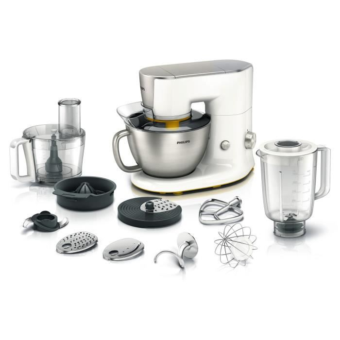 Robot multifonction philips hr7954 00 achat vente for Robot multifonction cuisine