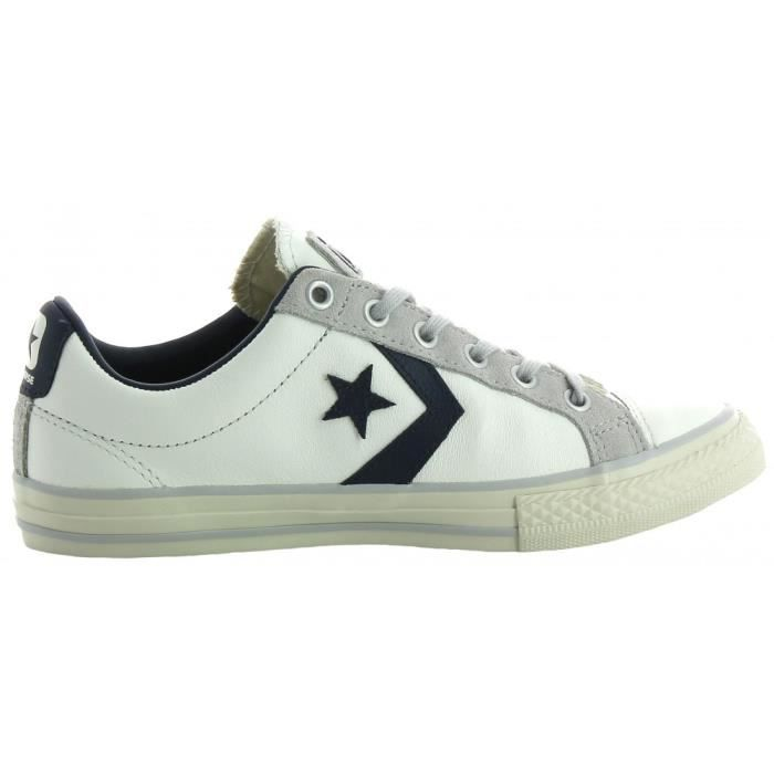 Converse - Converse Star Player Ev Ox Chaussures de Sport Blanc