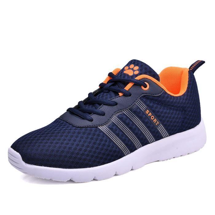 Hommes basket chaussures pour hommes occasionnels espadrilles hommes chaussures de sport chaussures de course respirant
