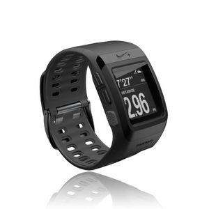 Tomtom Nike Sportwatch Montre Gps Sport Noir Connectee Achat