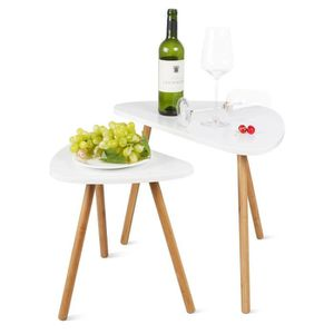 Table basse gigogne achat vente table basse gigogne - Table basse trois pieds ...