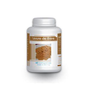TONUS - VITALITÉ Levure de Bière - 60 comprimés à 400 mg