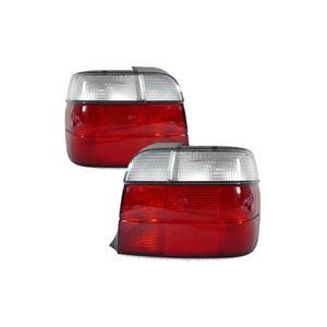 PHARES - OPTIQUES 2 FEUX ARRIERE TYE M3 / PACK M POUR BMW SERIE 3 E3
