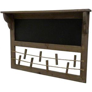 tableau menu ardoise achat vente tableau menu ardoise pas cher cdiscount. Black Bedroom Furniture Sets. Home Design Ideas