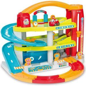 garage voiture pour enfant achat vente jeux et jouets. Black Bedroom Furniture Sets. Home Design Ideas