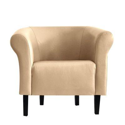 fauteuil crapaud monaco 2 simili cuir beige Résultat Supérieur 50 Inspirant Fauteuil Crapaud En Cuir Pic 2017 Kdh6