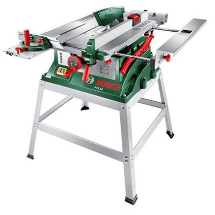 1400wSocle Table Sur Pts10t Bosch Scie reWQxodCB