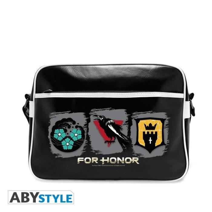 ABYSTYLE Sac besace For Honor \