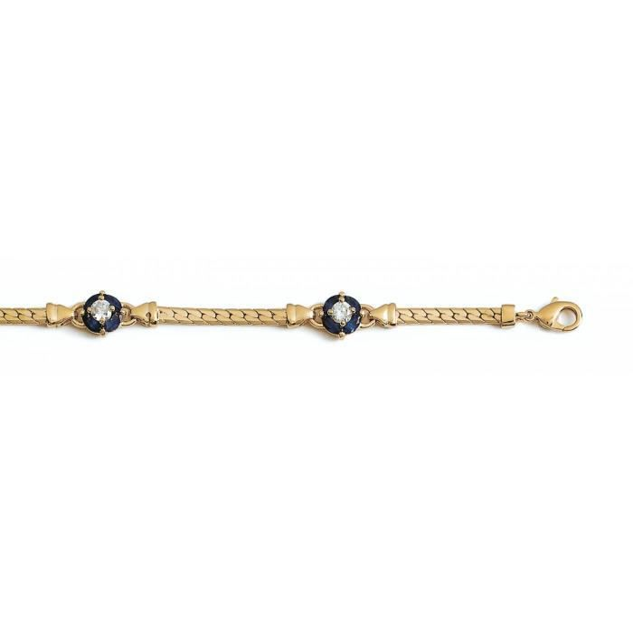 Bracelet femme zirconium antipodes Bijoux en Vogue