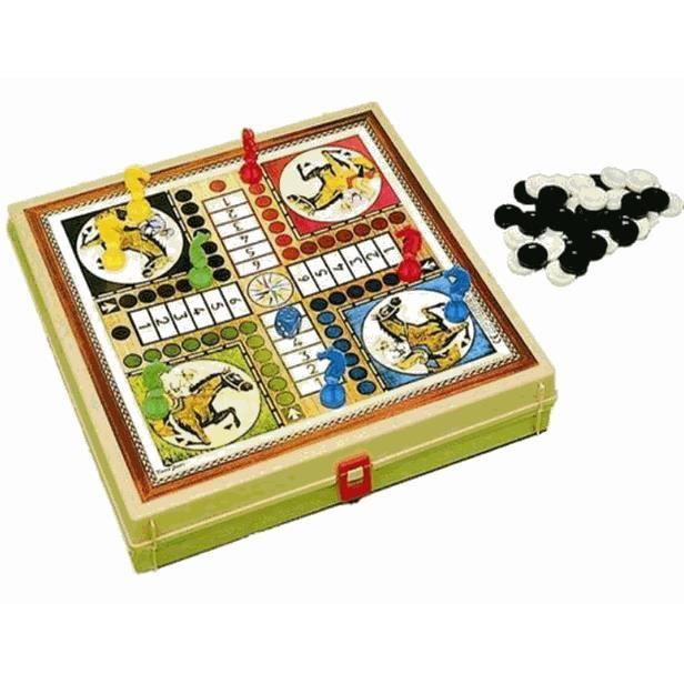 malette jeux petits chevaux achat vente jeux et jouets pas chers. Black Bedroom Furniture Sets. Home Design Ideas