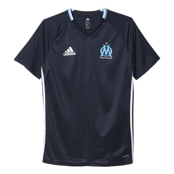 maillot entrainement Olympique de Marseille nouveau