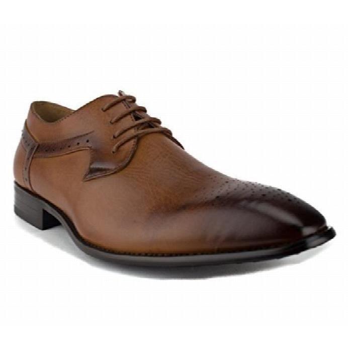 4c9cb5c9fa46 Chaussures en cuir 4chaussure de ville homme - Achat / Vente pas cher