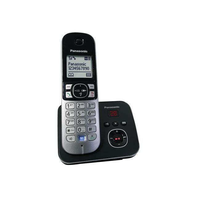 PANASONIC - KXTG6821GB - Achat téléphone fixe pas cher, avis et ... 69f28a167858