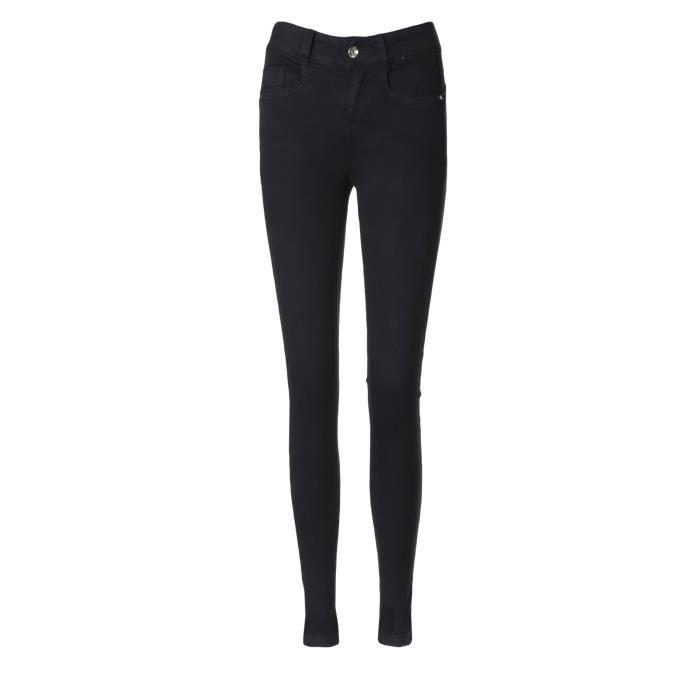 PANTALON LPB WOMAN - Pantalon Skinny Noir