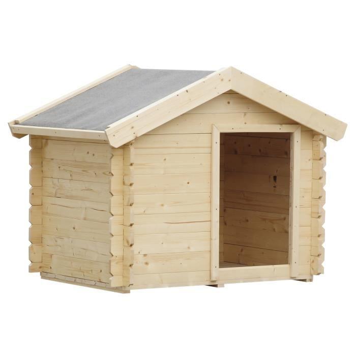 niches chien achat vente niches chien pas cher cdiscount. Black Bedroom Furniture Sets. Home Design Ideas