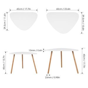 Table bambou achat vente table bambou pas cher - Table basse trois pieds ...