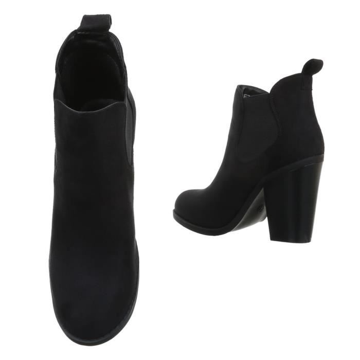 femme bottine chaussure Ankle Boots In regard d'occasion