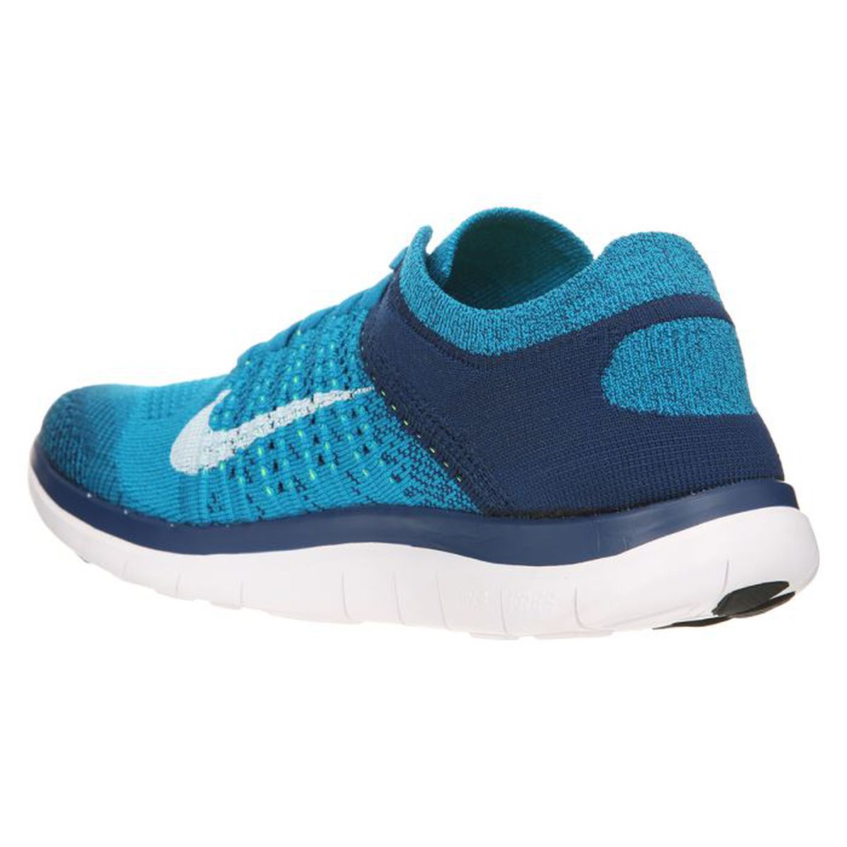 best loved c504f 52542 NIKE Chaussures running Free Run 4.0 Flyknit Homme - Prix pas cher -  Cdiscount