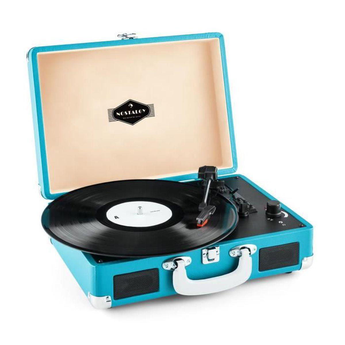 platine vinyle portable - achat / vente pas cher