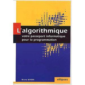 LIVRE PROGRAMMATION L'algorithmique
