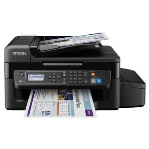 Imprimante Epson EcoTank ET-4500 Couleur (jusqu'? 2 ans d'encre inclus)