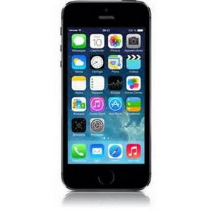 SMARTPHONE APPLE iPhone 5S 64Go Gris SIDERAL