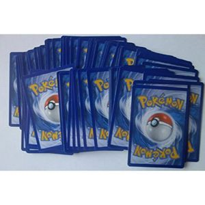 CARTE A COLLECTIONNER POKEMON, 200 CARD LOT (commons, Uncommons, & RARES