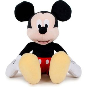 PELUCHE Peluche Mickey Disney souple T5 53cm