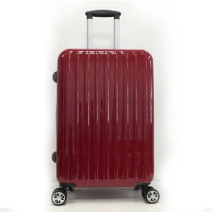 VALISE - BAGAGE Valise trolley Bagage rigide 4 roues Taille 68cm 7