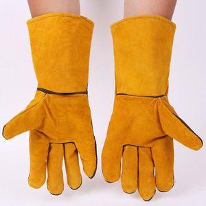 GANT Gloves D'apiculture Confortable Durable De Protect
