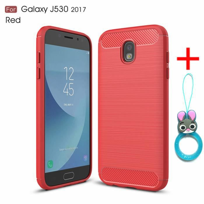 Cell Phone Accessories Housse Etui Coque Bumper Case Cover Tpu Samsung Galaxy S8 Couleur Rouge
