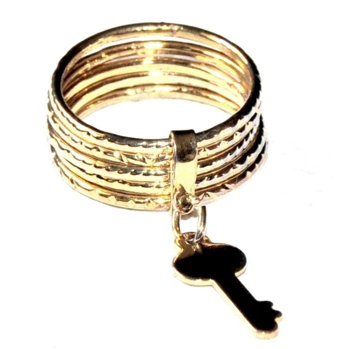 Bague 5 anneau