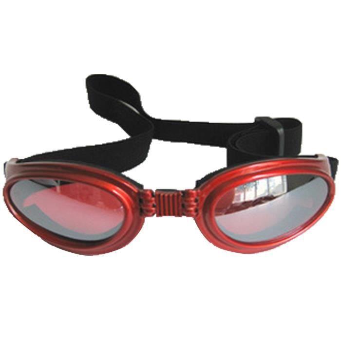 1954f38921 NK store bébé chien chat des lunettes de soleil pliables adorables, la  protection des yeux,rouge