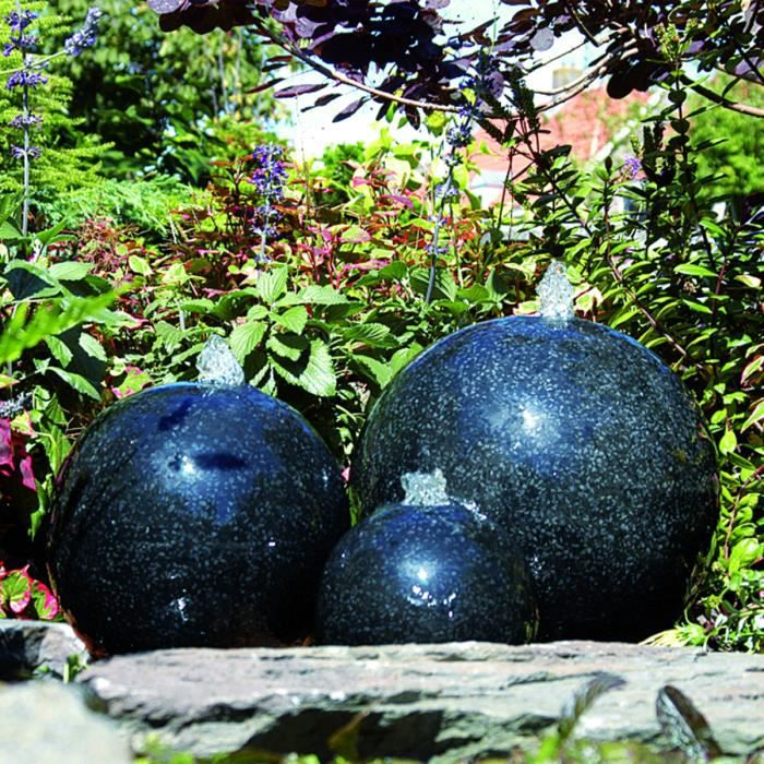 Fontaine de Jardin LED LONDON - Achat / Vente fontaine de jardin ...
