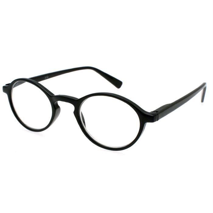 d189a94d61f9ef TOM SMITH Lunettes de Lecture Mixte Noir - Achat   Vente lunettes de ...