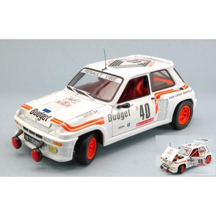Achat 1 Vente Et 18 Renault Voiture Miniature Turbo 5 Jeux nwkXP80ZON
