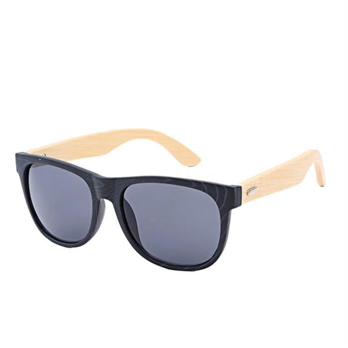 Hommes Femmes Lunettes de soleil avec protection UV Fonction