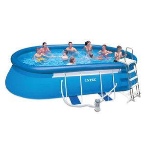 Piscine gonflable achat vente piscine gonflable pas for Selbst aufstellbarer pool