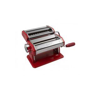 MACHINE À PÂTES Bama Machine à Pâtes Figaro Rouge