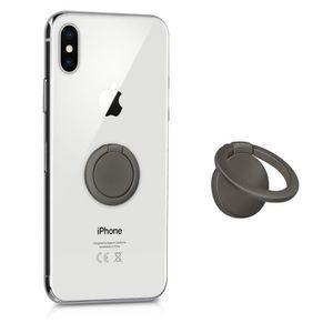 FIXATION - SUPPORT kwmobile Bague Téléphone Portable - Anneau Télépho