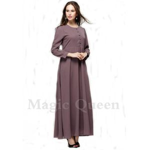 ROBE robe femme éthnique musulmane de minorité  à manch