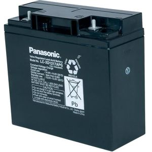 BATTERIE DOMOTIQUE Batteries Panasonic 12 V 17 Ah