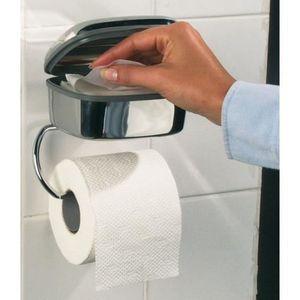 SERVITEUR WC Tiger Set dérouleur de papier toilette et porte…