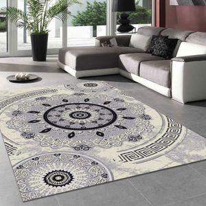 Maison Moderne vert et gris tapis salon chambre à coucher tapis ...