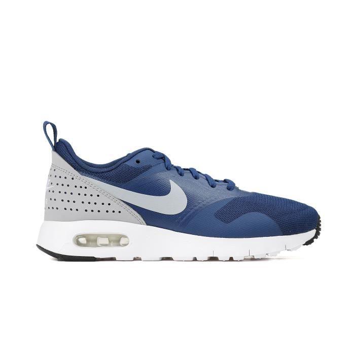 premium selection 7a3f8 ba7b5 BASKET NIKE Air Max Tavas Chaussures Enfant Garçon. Chaussures multisport  bleues ...