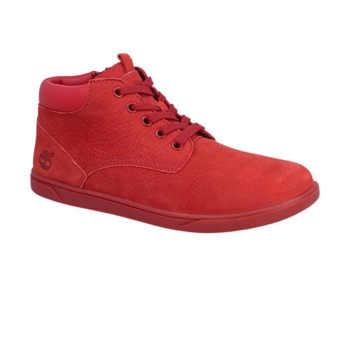Chaussures Groveton Leather Chu Samba - Timberland