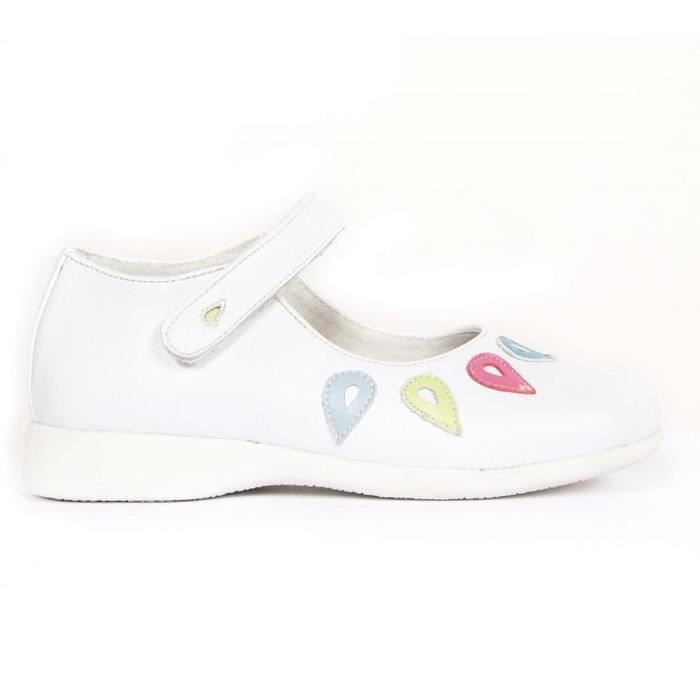 Chaussures pour Fille CAMPANILLA AN0046 A BLANCO