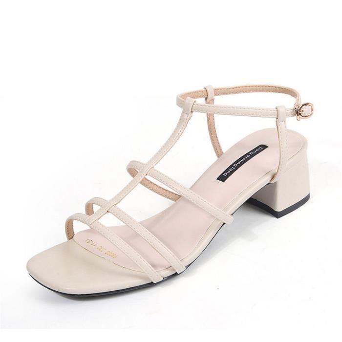 Cher Carre Femme Pas Talon Sandale Vente Achat Chaussure 6iy7gmbvfy 35AjL4Rq
