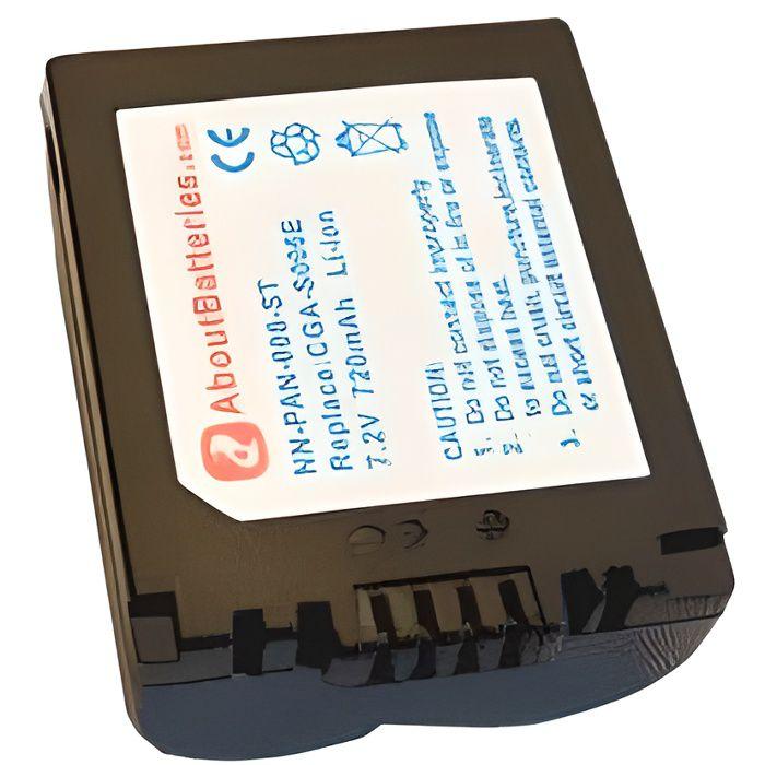 BATTERIE - CHARGEUR Batterie type PANASONIC CGR-S006E